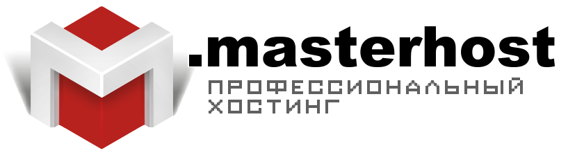 логотип мастерхост